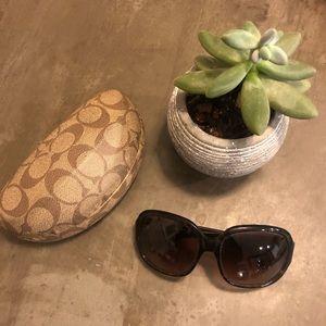 "Coach ""Heidi"" Sunglasses"